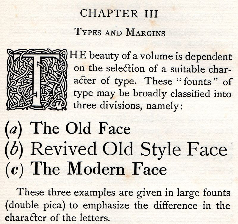 1912Chiswick Press_Old Face_Modern Face