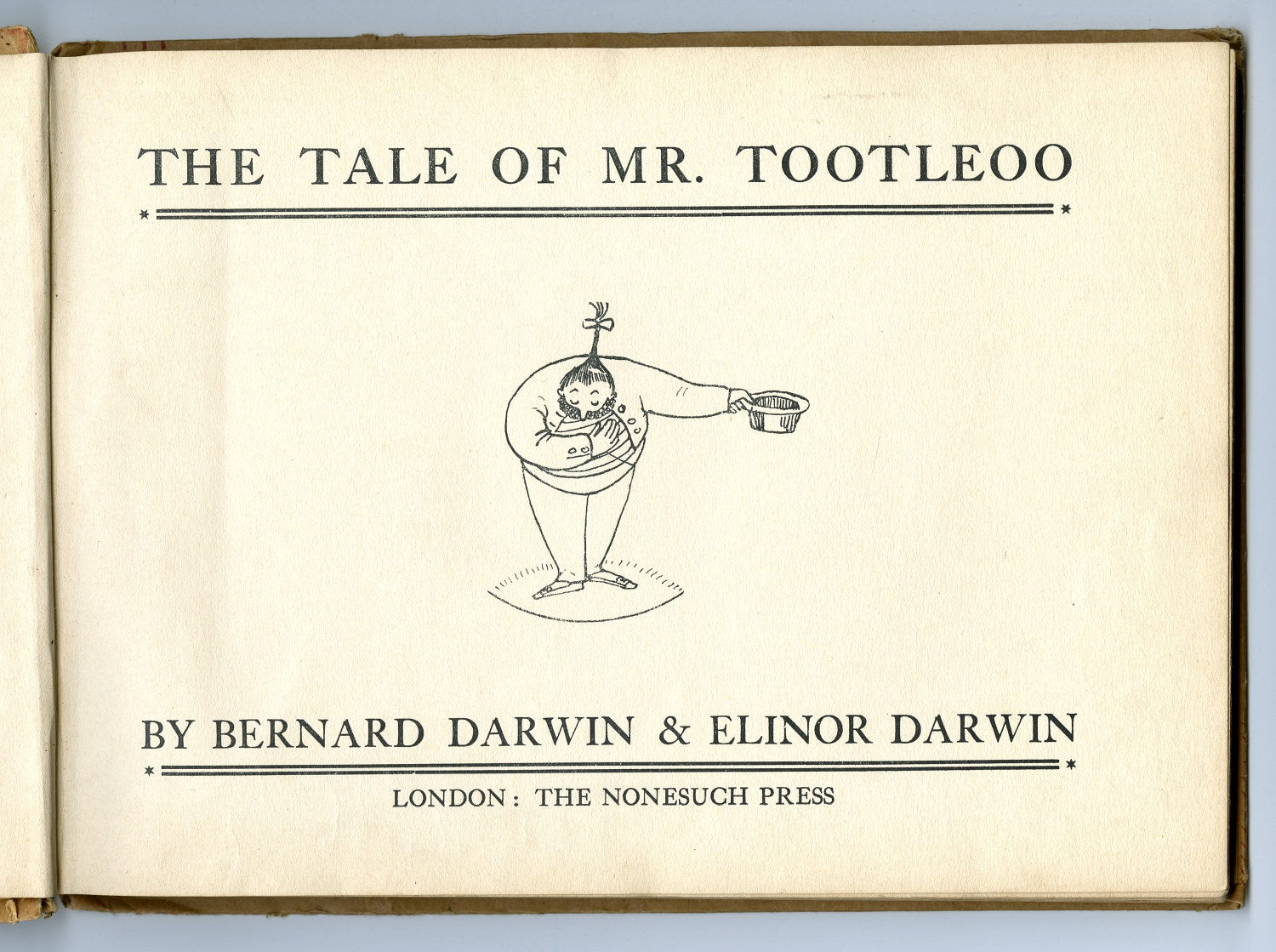 1925 The Rale Of Mr Tootleoo title