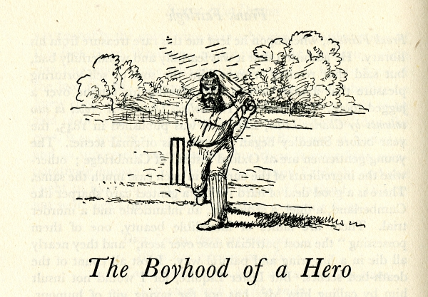 The Boyhood of a Hero