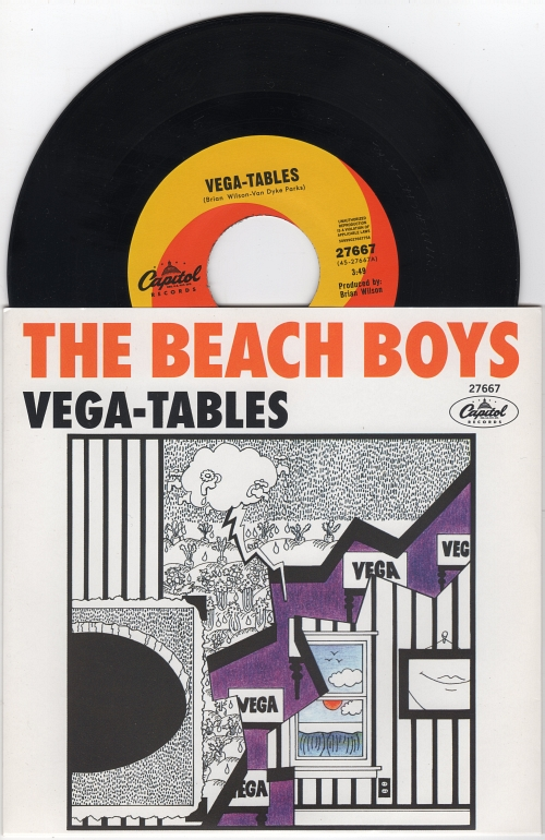 Beach Boys「Vegetables」