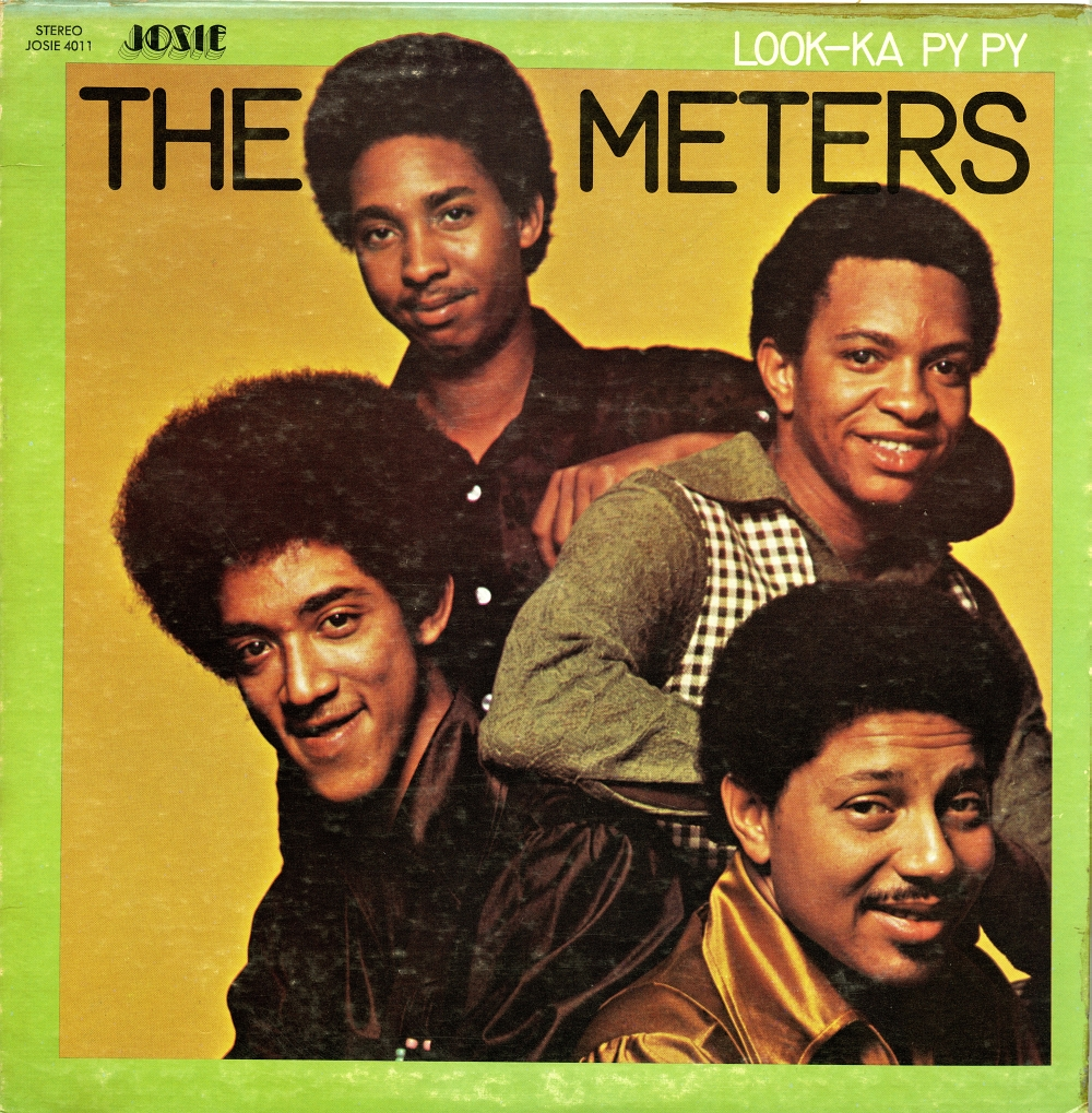 THE METERS LOOK-KA PY PY
