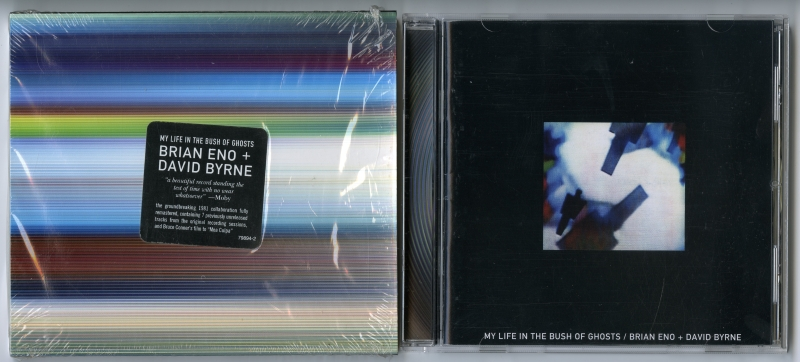 Brian Eno + David Byrne『My Life In The Bush Of Ghosts』