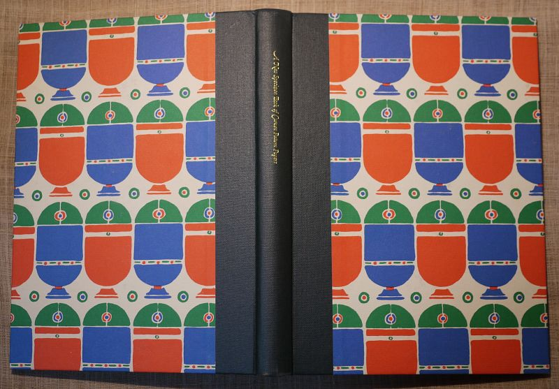 1987_A New Specimen Book of Curwen Pattern Papers