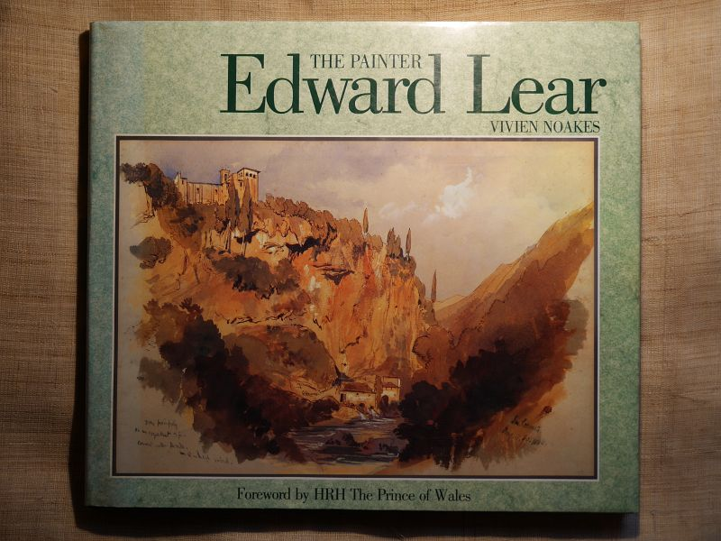 1991THE PAINTER EDWARD LEAR
