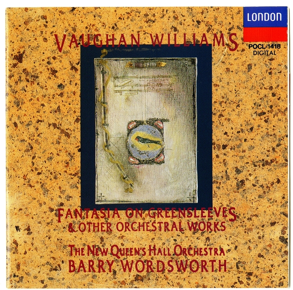 Fantasia On Greensleeves & Other Works