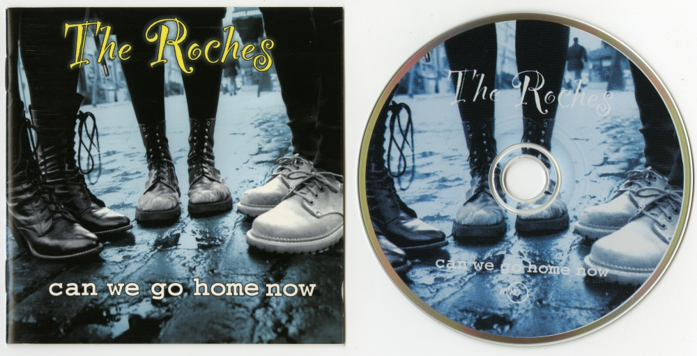 The Roches『Can We Go Home Now』(1995年、Rykodisc)