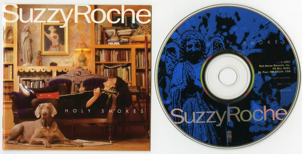 Suzzy Roche『Holy Smokes』(1997年、Red House Records)