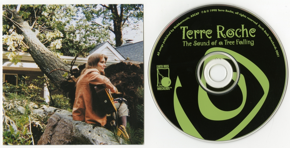 Terre Roche『The Sound Of A Tree Falling』(1998年、Earth Rock Wreckerds)