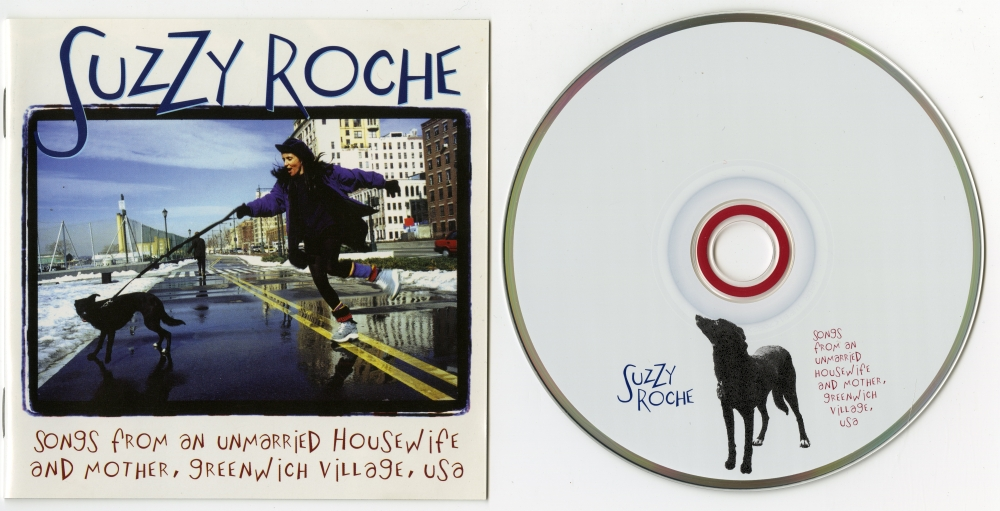 Suzzy Roche『Songs From An Unmarried Housewife And Mother, Greenwich Village, USA』(2000年、Red House Records)