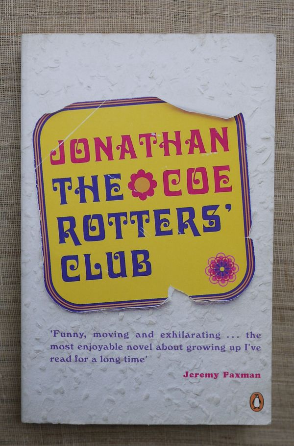 2002Jonathan Coe_The Rotters' Club