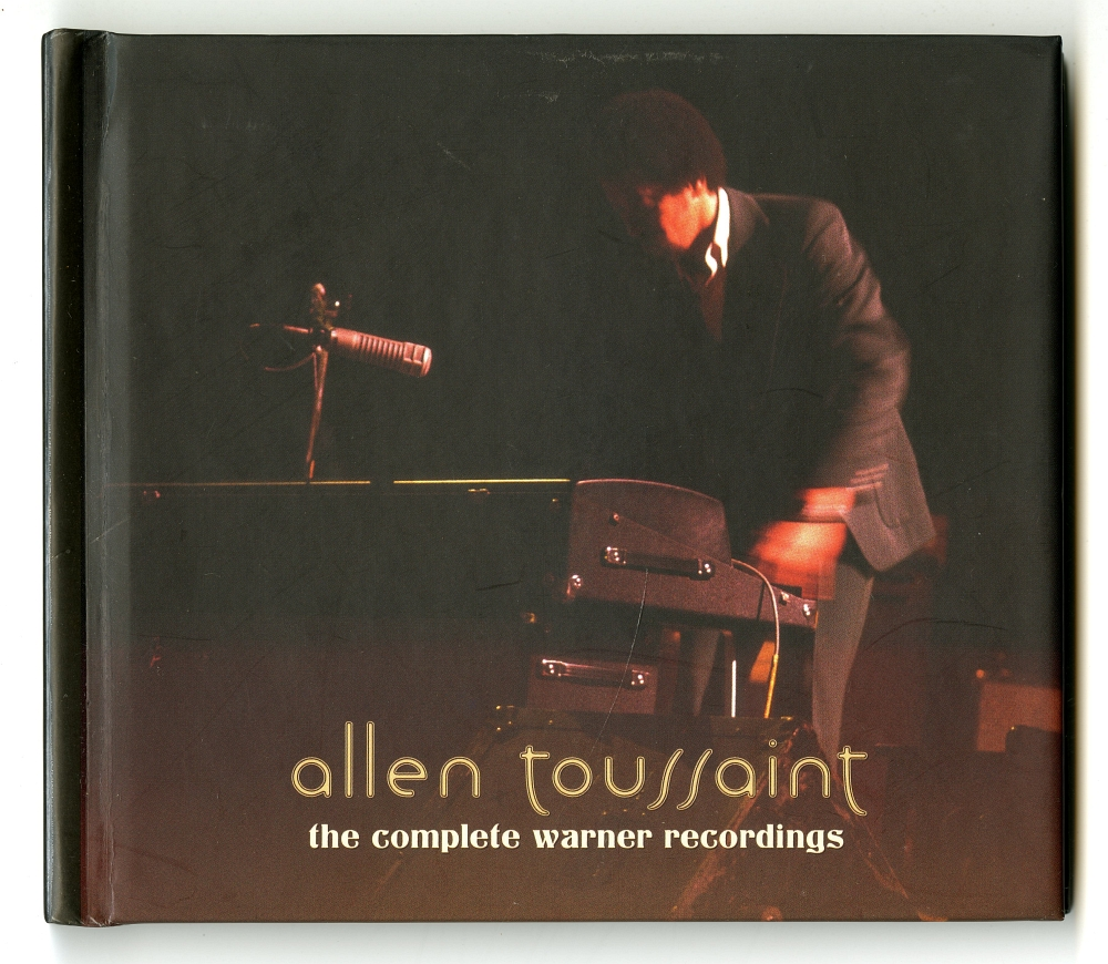 Allen Toussaint The Complete Warner Recordings