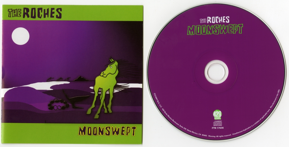 The Roches『Moonswept』(2007年、429 Records)