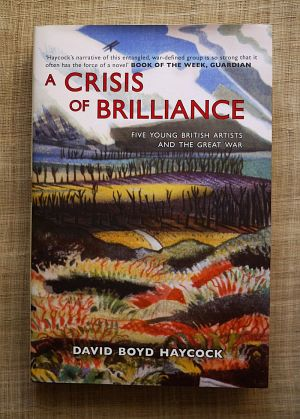 2009HAYCOCK A CRISIS OF BRILLIANCE