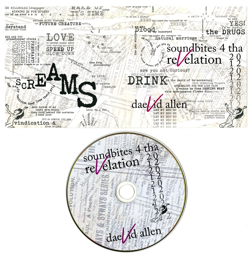 soundbites 4 tha reVelation 2012_CD