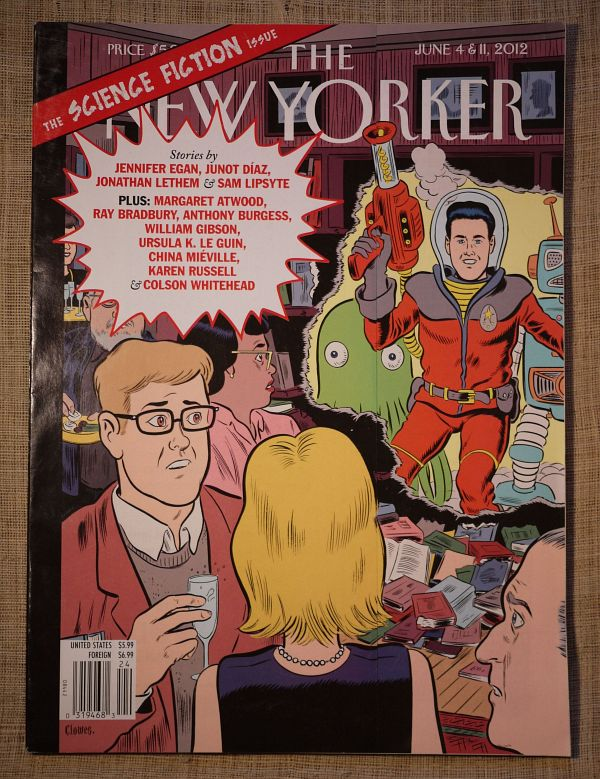 2012NEW YORKER Sci-Fi