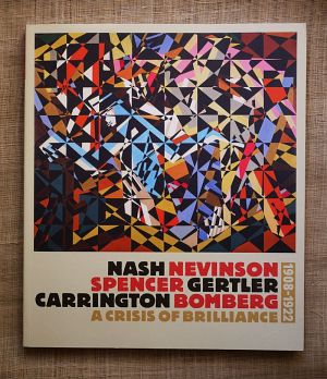 2013Nash Nevinson Spencer Gertler Carrington Bomberg