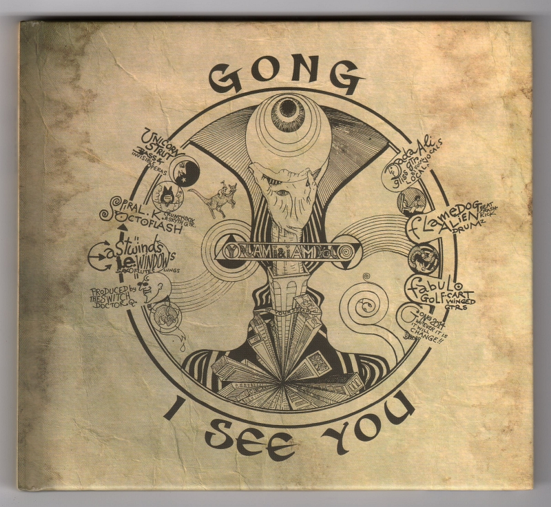 2014Gong_I SEE YOU