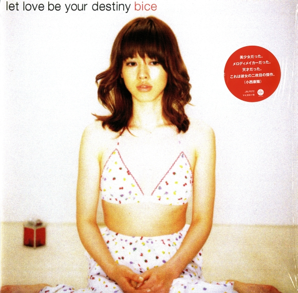 bice『let love be your destiny』