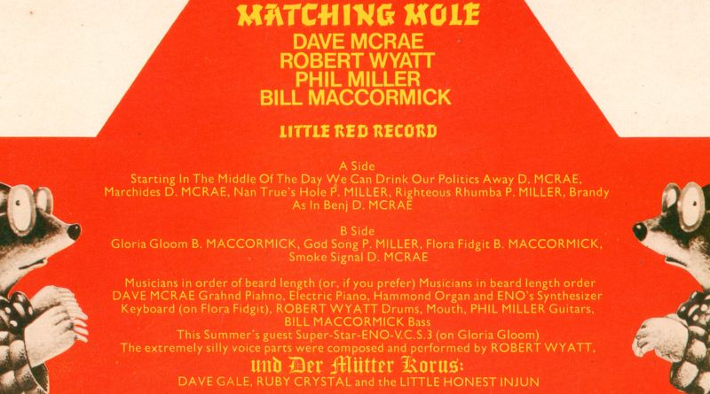 1972Matching Mole_Ruby Crystal