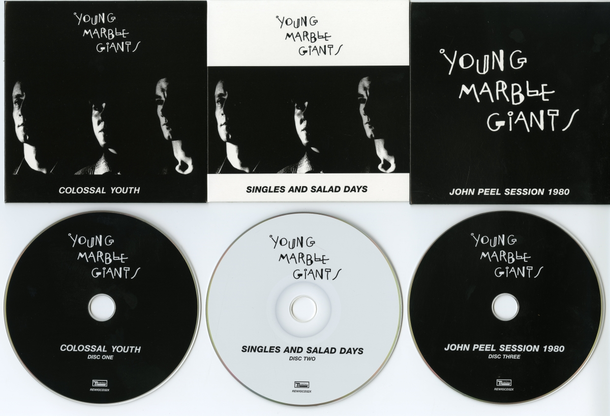 young marble giants 「COLOSSAL YOUTH」