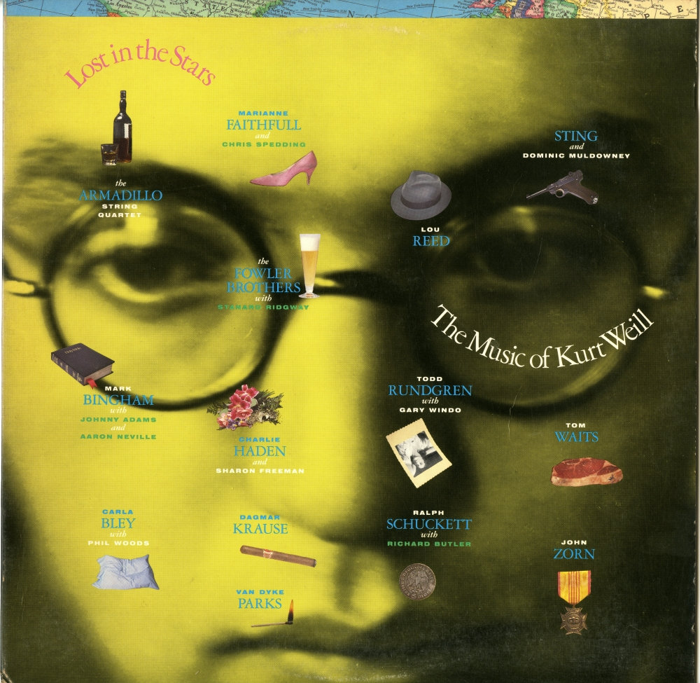 1985年の『Lost In the Stars - The Music of Kurt Weill』