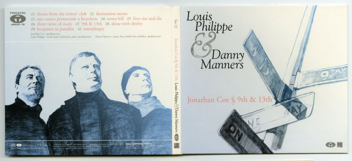 Louis Philippe & Danny Manners 『Jonathan Coe 9th & 13th』01